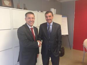 Manuel Serrano & Ferran Amago
