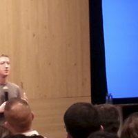 Asistimos al primer Q&A europeo de Mark Zuckerberg