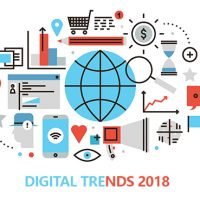7 tendencias digitales clave para 2018