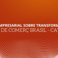 Todo listo para el I Encuentro Empresarial sobre Transformación Digital de la Cambra de Comerç Brasil-Catalunya