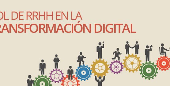 ¿Cuál es el rol de RRHH en un proceso de transformación digital?