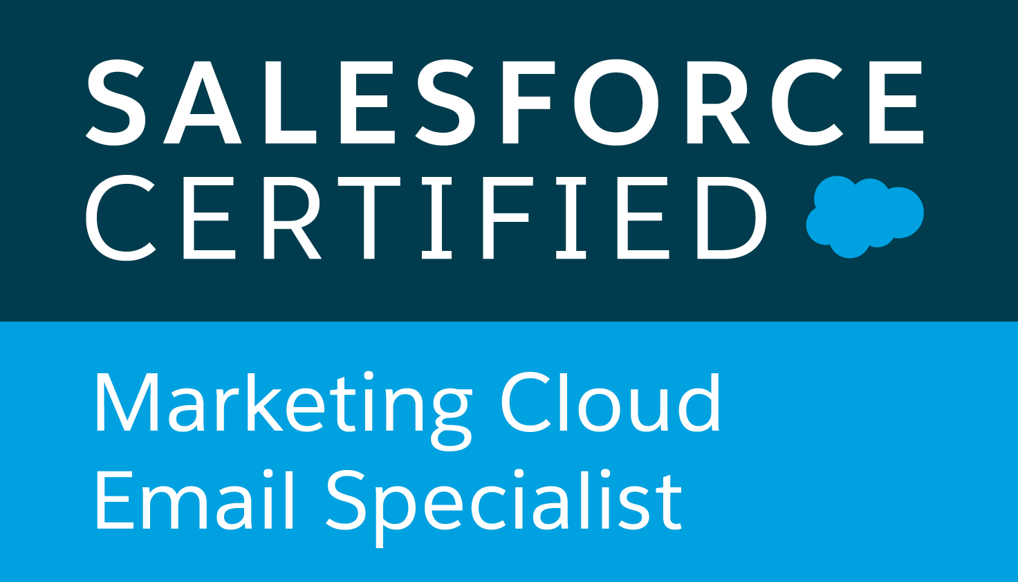 certificacion salesforce marketing cloud