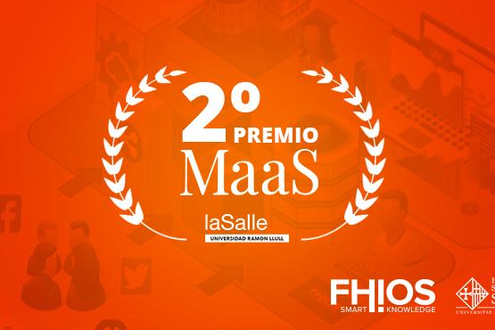 FHIOS y el Hospital de Sant Pau colaboran en el proyecto ganador del 2º Premio MaaS de la Salle-URL