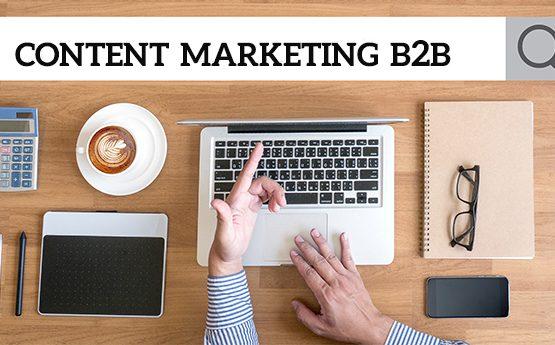 Beneficios del content marketing en el B2B