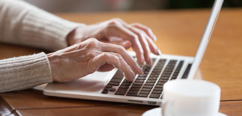 Accesibilidad web - Personas mayores