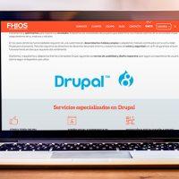 ¿Por qué deberías migrar tu web a Drupal 8? Descubre nuestros servicios