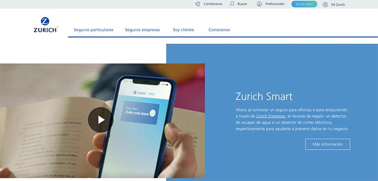 Innovación Zurich