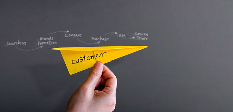 Customer journey marketing digital